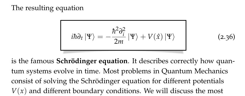 No-Nonsense Quantum Mechanics – No-Nonsense Books